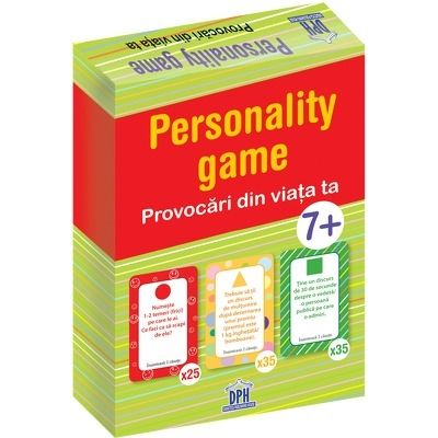 Personality game