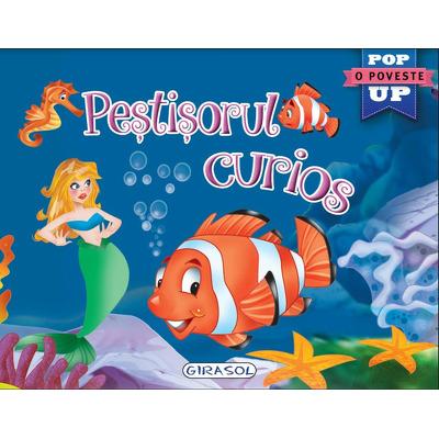 Pestisorul curios - O carte pop-up