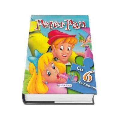 Peter Pan cu 6 puzzle-uri