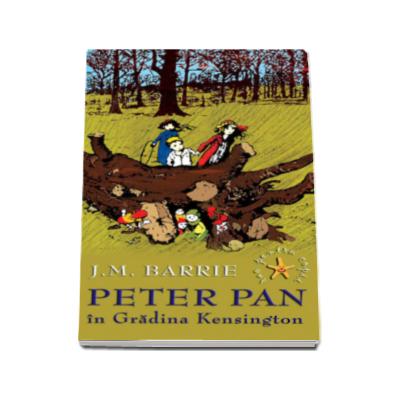Peter Pan in gradina Kensington