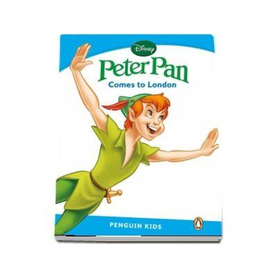 Peter Pan - Penguin Kids, level 1
