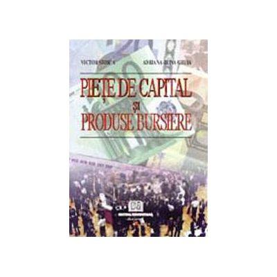 Piete de capital si produse bursiere