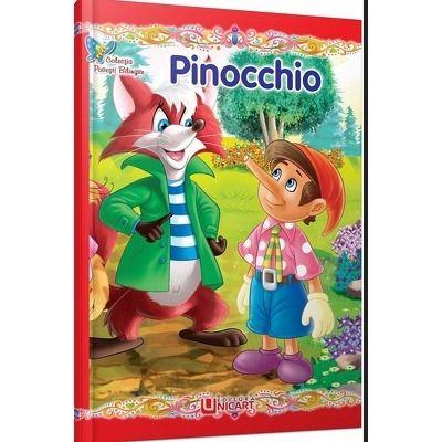 Pinocchio (bilingva romana-engleza)