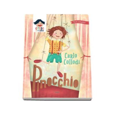 Pinocchio - Carlo Collodi (Citesc ce-mi place)