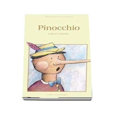 Pinocchio, Carlo Collodi, Wordsworth Editions