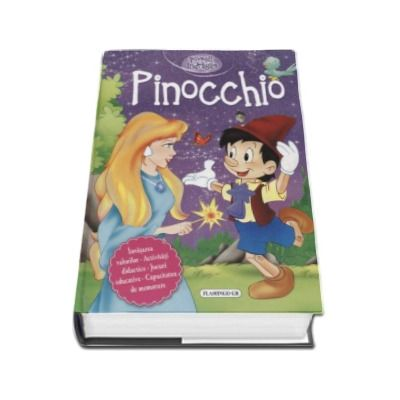 Pinocchio. Colectia Povesti indragite