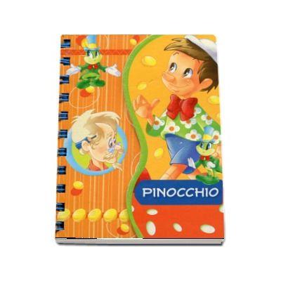 Pinocchio. Poveste si activitati. Editie de buzunar