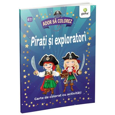 Pirati si exploratori