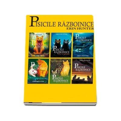 Pisicile Razboinice - seria I. Cartile I-VI