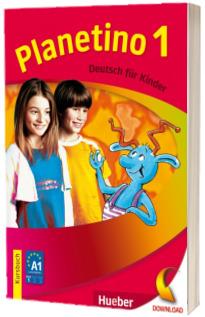 Planetino 1. Kursbuch Deutsch fur Kinder