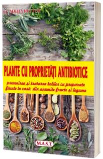 Plante cu proprietati antibiotice