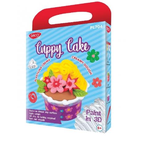 Plastilina Crema Cuppy Cake PL704 DACO