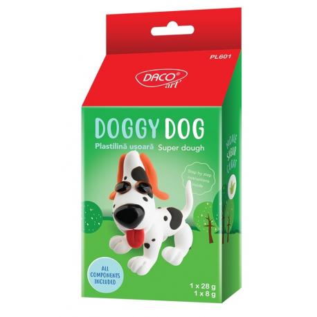 Plastilina usoara Doggy Dog PL601 DACO