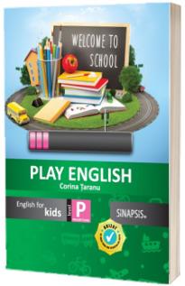 Play English. English fo Kids clasa pregatitoare
