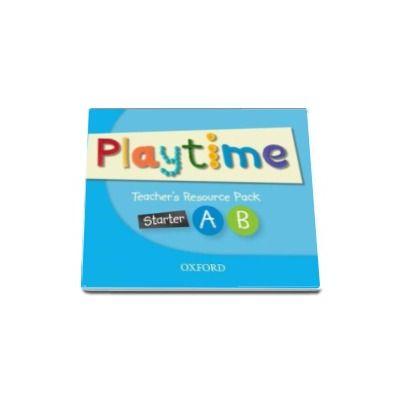 Playtime Starter, A & B Teachers Resource Pack
