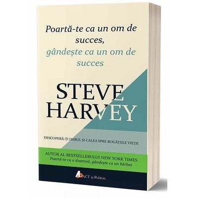 Poarta-te ca un om de succes, gandeste ca un om de succes