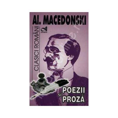 Poezii si proza (Alexandru Macedonski)