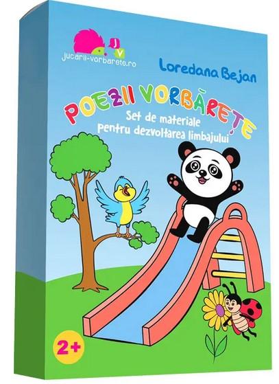 Poezii vorbarete - Set de materiale pentru dezvoltarea limbajului