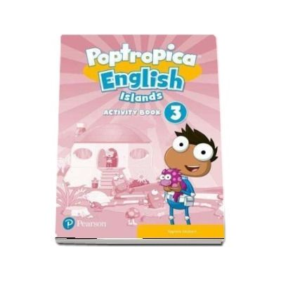 Poptropica English Islands Level 3. Activity Book