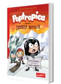 Poptropica. Volumul 2. Expeditia disparuta
