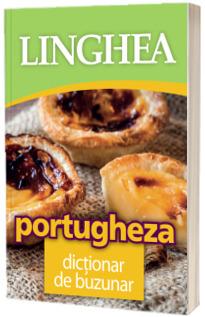 Portugheza - dictionar de buzunar. 30 000 de cuvinte-titlu, Transcriere fonetica, Vocabular contemporan, Valente prepozitionale si exemple practice, Ideal in calatorii si pentru studierea limbii portugheze