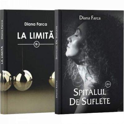 Povestea sufletelor noastre. Serie de autor Diana Farca. Set 2 carti