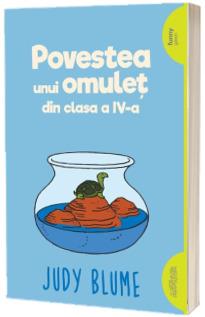 Povestea unui omulet din clasa a IV-a - paperback
