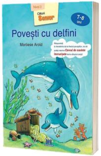 Povesti cu delfini. Nivelul III, varsta 7-8 ani
