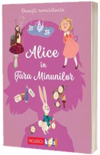 Povesti nemuritoare: Alice in tara minunilor
