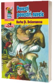 Povesti, povestiri, nuvele (Barbu Stefanescu Delavrancea)