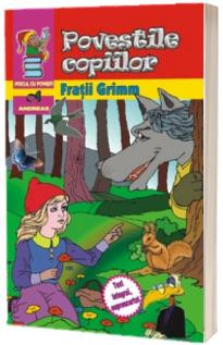 Povestile copiilor (Fratii Grim - Seria, piticul cu povesti)