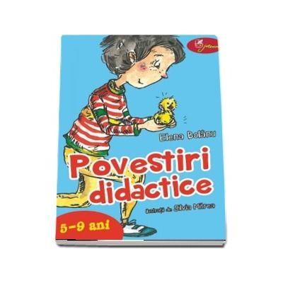 Povestiri didactice. 5-9 ani