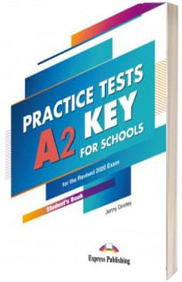 Practice Tests A2 Key for Schools for the Revised 2020 Exam with DigiBooks App
