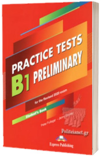 Practice Tests B1 Preliminary - Student's Book (with Digibooks App)