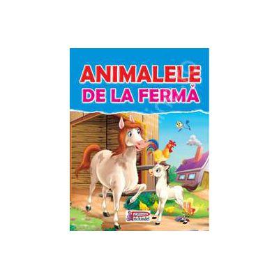 Animalele de la ferma - Editie cartonata