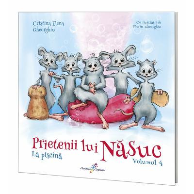 Prietenii lui Nasuc. Vol. 4 La piscina