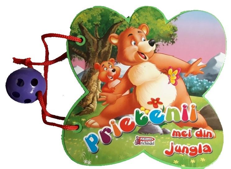 Prietenii mei din jungla