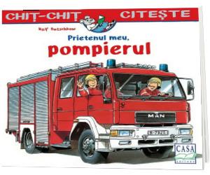 Prietenul meu, pompierul