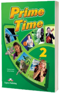 Prime time 2, students book with ieBook, manual pentru clasa a VI-a