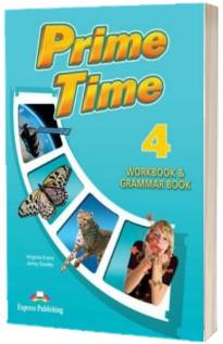 Prime Time 4, Workbook and Grammar book, pentru clasa a VIII-a