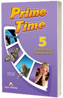 Prime Time 5. Workbook and Grammar with Digibooks App