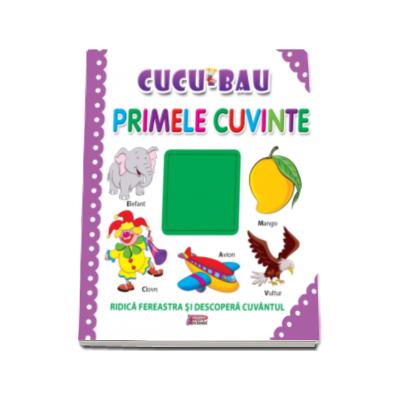 Primele Cuvinte - Cucu-Bau