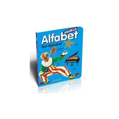 Primul alfabel - First Alphabet. Editie bilingva