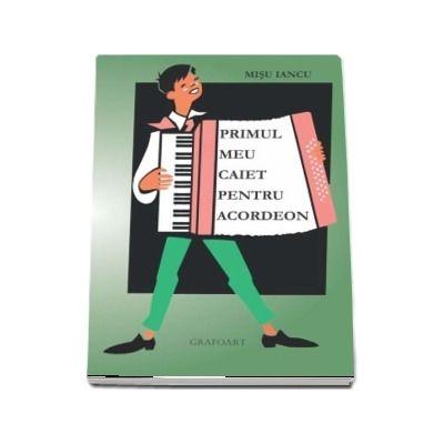 Primul meu caiet pentru acordeon