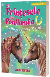 Printesele din Ponilandia - Aventura unicornului