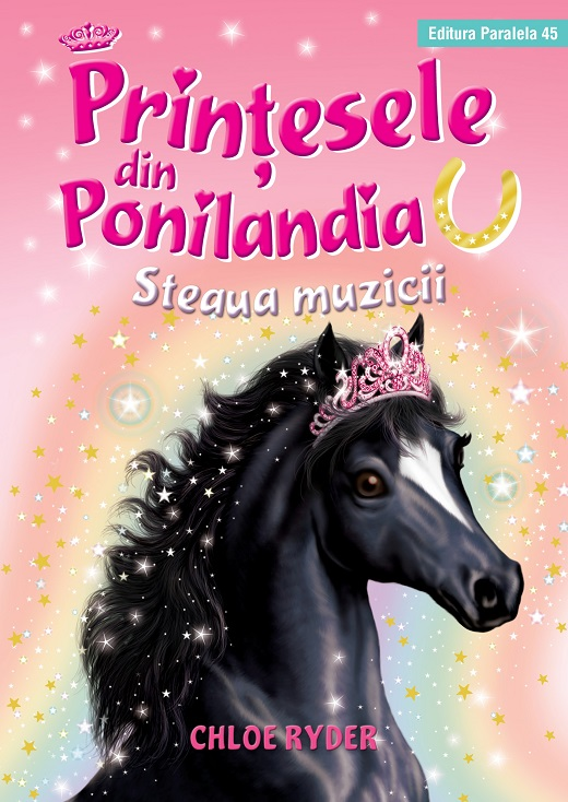 Printesele din Ponilandia. Steaua muzicii