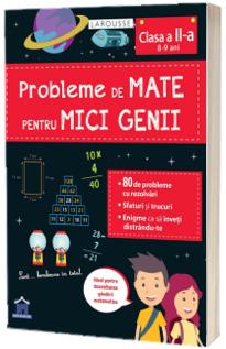 Probleme de mate pentru mici genii - Clasa a II-a