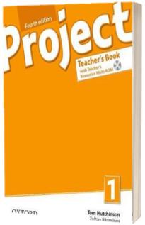 Project 1. Teachers Book