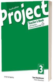 Project 3. Teachers Book