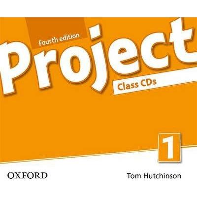 Project Level 1. Class Audio CDs